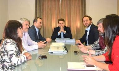 Concejales y ministros