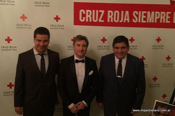 Juan Carlos Arcando (Cruz Roja) 1