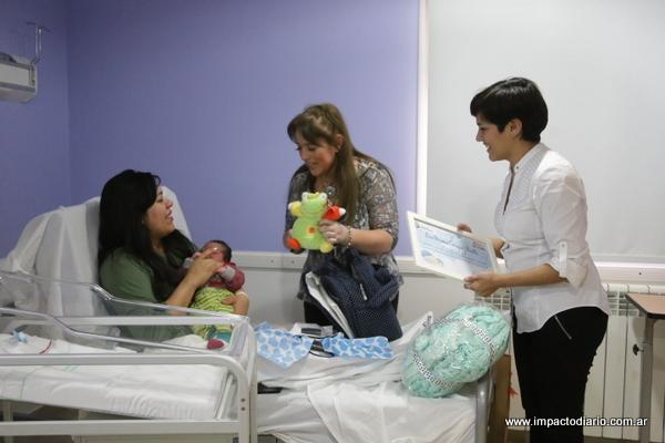 primer bebe nacido el 11 de julio